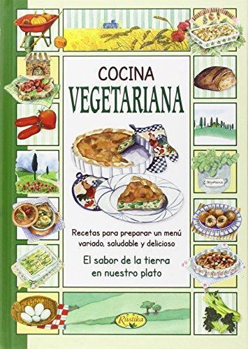 Cocina Vegetariana (Sabor De Nuestra Tierra) por Vv.Aa.