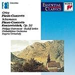 Grieg : Concerto pour piano / Schuman...