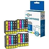 ECSC Compatibile Inchiostro Cartuccia Sostituzione per Epson Stylus Office BX305F BX305FW Plus Stylus S22 SX125 SX130 SX230 S