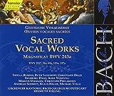 Edition Bachakademie Vol. 140 (Geistliche Vokalwerke / Magnificat BWV 243a) -