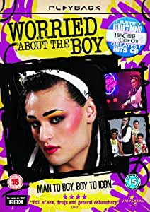 Worried About The Boy  - Limited Edition DVD & CD