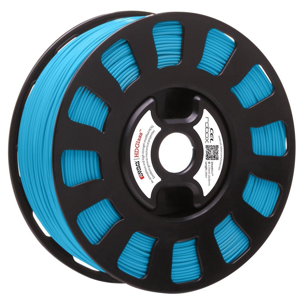 Robox Rbx-ptg-ffbl1Formfutura Hdglass, 1.75mm, 240m, Bleu