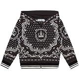 Dolce & Gabbana - Sudadera con capucha y estampado barroco