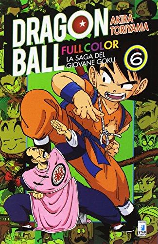 La saga del giovane Goku. Dragon Ball full color: 6 di Akira Toriyama