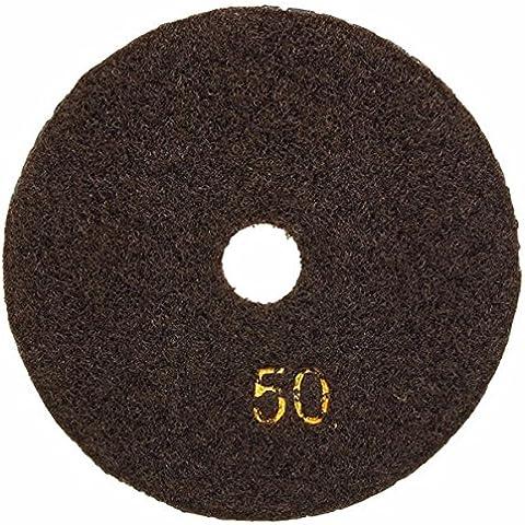 Yongse 4 denti pollici Grit 50 # Wet trapezio flessibile
