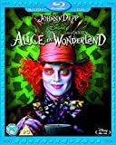 Alice in Wonderland Combi Pack (Blu-ray + DVD)