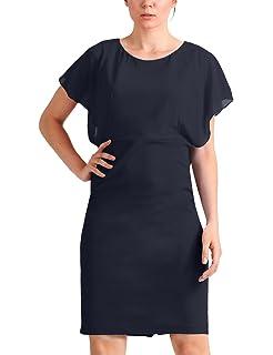 Fashion Work Kleid BeigeBekleidung Damen Navy Apart WE2YDHI9