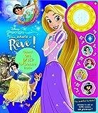 Princesses Disney - Lis, danse et rêve !