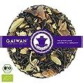 """N° 1206: Thé noir bio """"Chai noir"""" - feuilles de thé issu de l'agriculture biologique - GAIWAN® GERMANY - cassia, thé noir de l'Inde, cardamome, poivre noir, gingembre, giroflier"""