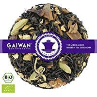 "Núm. 1206: Té negro orgánico""Chai Negro"" - hojas sueltas ecológico - 500 g - GAIWAN GERMANY - cassia, té negro de la India, cardamomo, pimienta negra, jengibre, clavel"