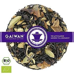 Black Chai - Bio Schwarzer Tee lose Nr. 1206 von GAIWAN, 1 kg