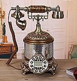 Europäisches Wohnzimmer TV-Schrank Dekorationen antiken Telefon Schlafzimmer Handwerk