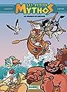 Les Petits Mythos - Tome 6 - Les dessous de l'Odyssée par Cazenove