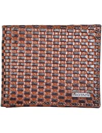 Red Tape Tan Men's Wallet (RWL079)
