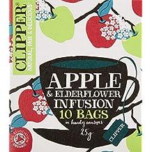 Clipper Apple and Elderflower 10bag
