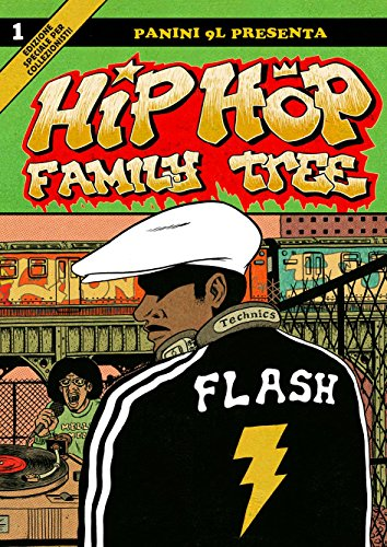 Hip-hop family tree: 1