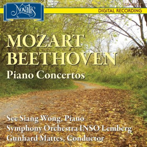 Mozart, Beethoven: Piano Conce...