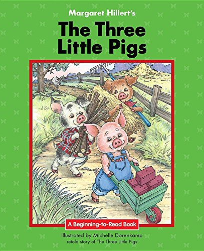 Three Little Pigs (Beginning-to-read)