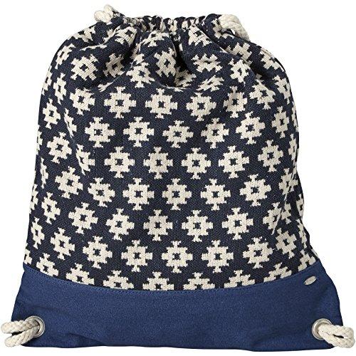 O\'Neill Damen Bw Jacquard Stroll Bag Bags & Wallets, Blue AOP, 40 x 10 x 35 cm