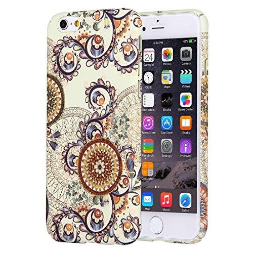 YAN Für iPhone 6 Plus / 6s Plus, National Style Pattern PC Schutzhülle ( SKU : IP6P0959H ) IP6P0959E