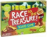 Race for Treasure Cooperative Board Game