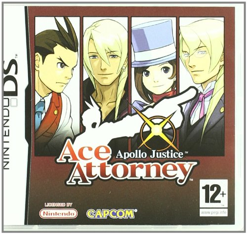 Nintendo  Apollo Justice: Ace Attorney, NDS