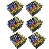 26 compatibili cartucce d'inchiostro della serie per Epson Stylus B40W BX300F BX310FN BX600FW ...
