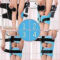 Azul Tipo O / Tipo X Correa de Corrección de Pierna Adulto Adulto Leggings Banda Fija , m
