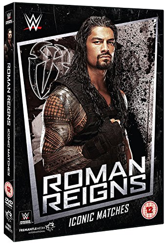 wwe-roman-reigns-iconic-matches-dvd