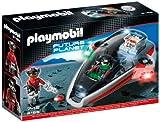 Playmobil Future Planet - 5155 - Jeu de construction - Vaisseau des Darksters