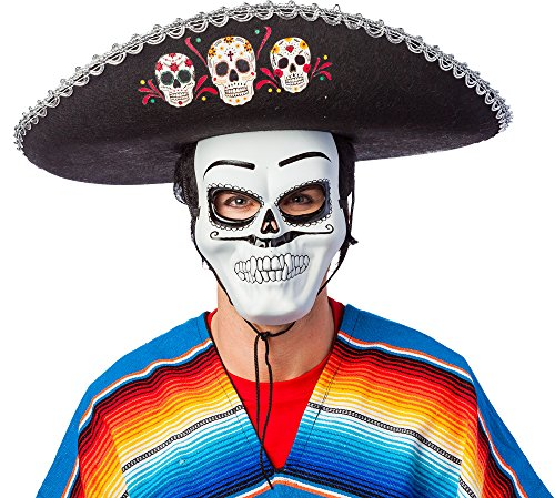Sombrero Day of the Dead - Toller Hut -