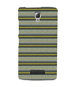 Net Pattern Design 3D Hard Polycarbonate Designer Back Case Cover for Lenovo A2010 :: Lenovo A2010 4G