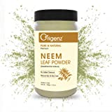 Origenz Premium Neem Leaf Powder for Hair & Skin 100gm (Pack of 1)