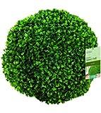 Gardman 40 cm Diameter Topiary Ball Leaf Effect