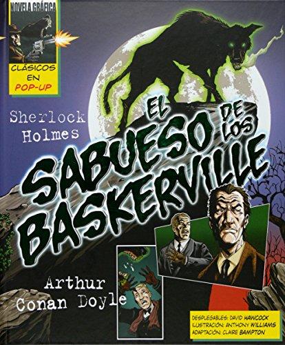 El sabueso de los Baskerville: Clásicos en pop-up (Clásicos fabulosos)