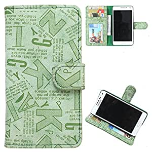 DooDa PU Leather Wallet Flip Case Cover With Card & ID Slots iPhone 5 / 5S
