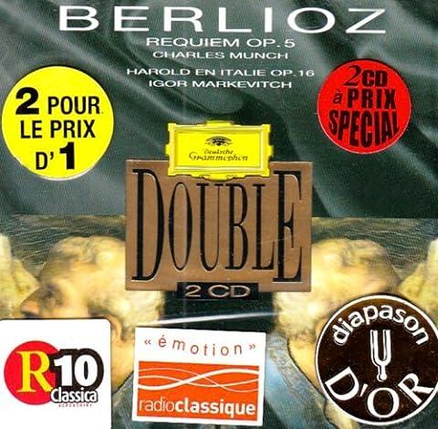 Berlioz-Requiem*Munch-Harold En Ita by Multi Interpretes
