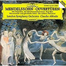 Mendelssohn : Ouvertures