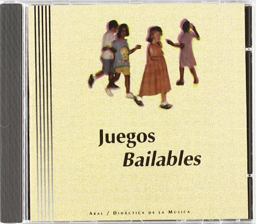 Juegos bailables (Didáctica de la música) por Córdula Danco