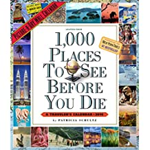 1,000 Places to See Before You Die (2016 Calendar)