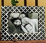 Homesake Moroccon Cross-Style Photoframe