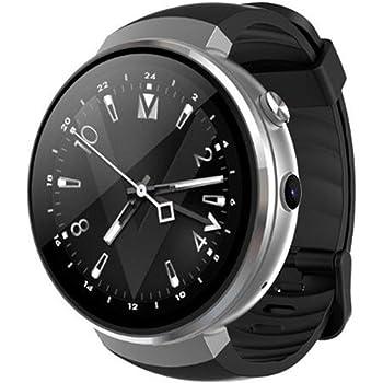 LEMFO LEM7 Reloj Inteligente - Android 7.0 4G LTE 2MP Reloj de cámara Teléfono 16 GB
