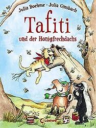 Tafiti und der Honigfrechdachs: Band 7