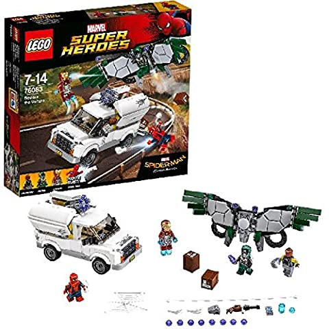 LEGO Super Heroes 76083 - Hüte dich vor Vulture