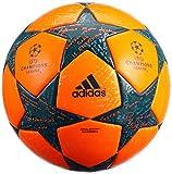 adidas Finale 15 Winter Fußball Solar Orange/Silver Metallic/Tech Green 5