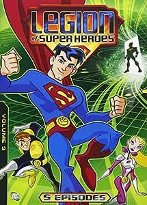 Legion of the Superheroes 3 [DVD] [2008] [Region 1] [US Import] [NTSC]