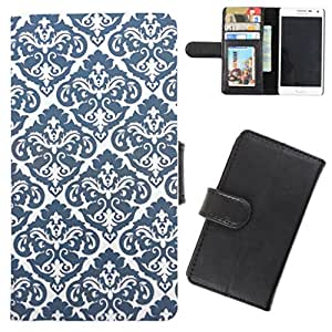 DooDa - For LG spirit PU Leather Designer Fashionable Fancy Flip Case Cover Pouch With Card, ID & Cash Slots And Smooth Inner Velvet With Strong Magnetic Lock