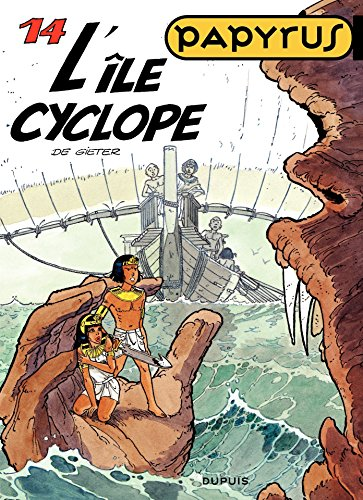 Papyrus - Tome 14 - LILE AU CYCLOPE (French Edition) eBook ...