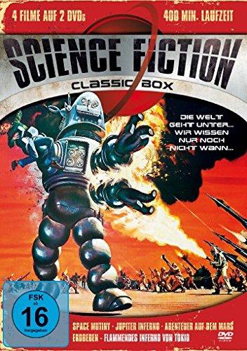 Bild von Science Fiction Classic Box [2 DVDs]
