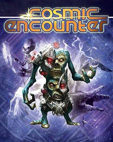 Preisvergleich Produktbild Cosmic Encounter: Kosmischer Angriff